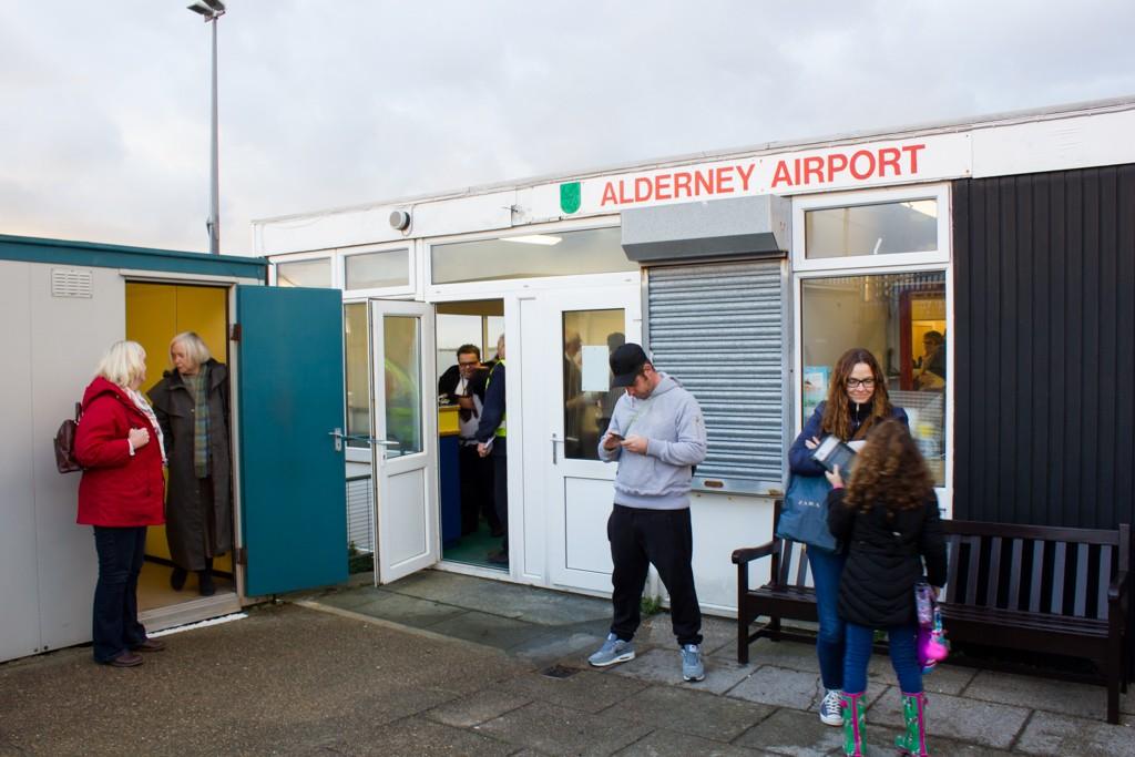 Alderney Airside