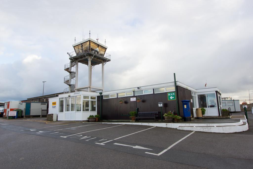 Alderney Airport Terminal