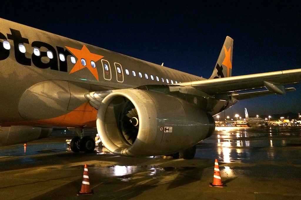 Jestar Airbus A320