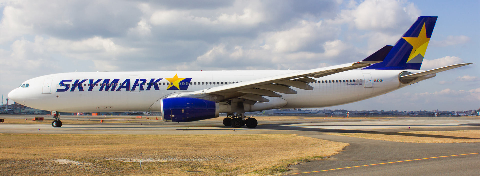 Chasing Skymark A330s