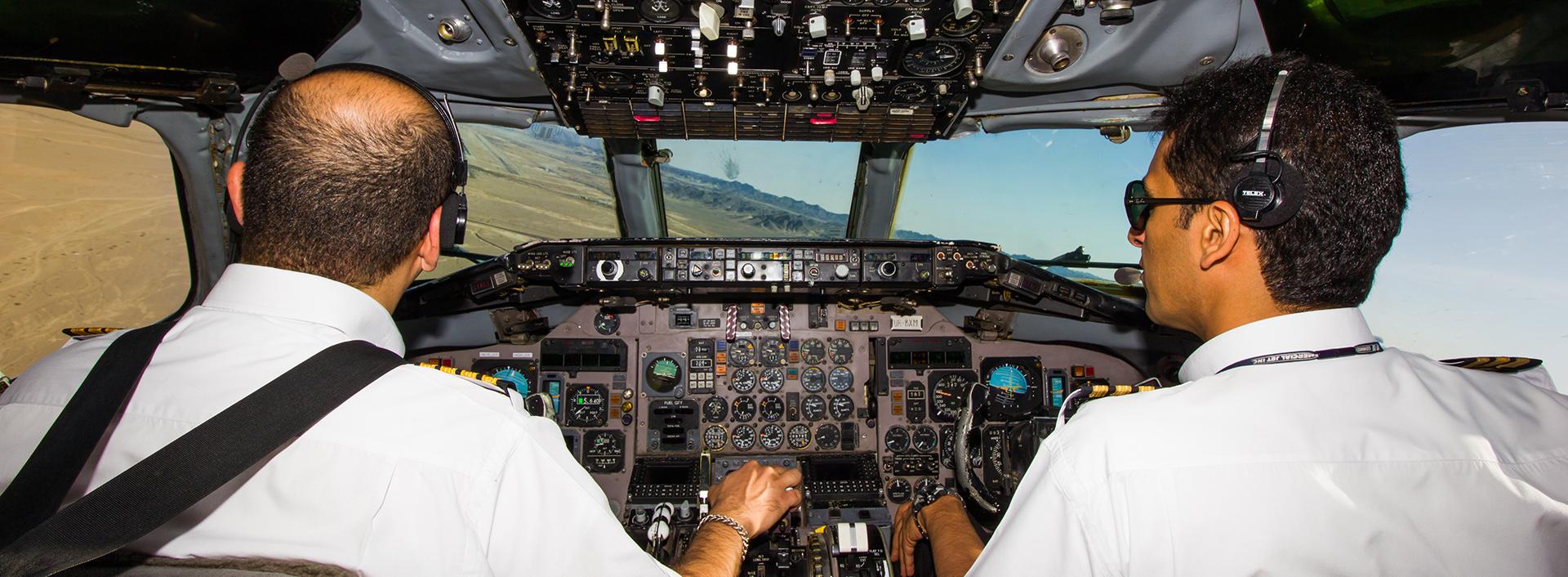 Iran 2015 Pt. 2: Iran Air MD-82 and Iran Aseman 727