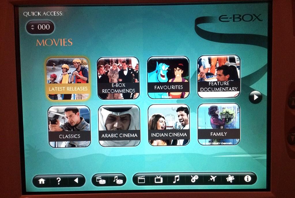 IFE Movies Main Menu