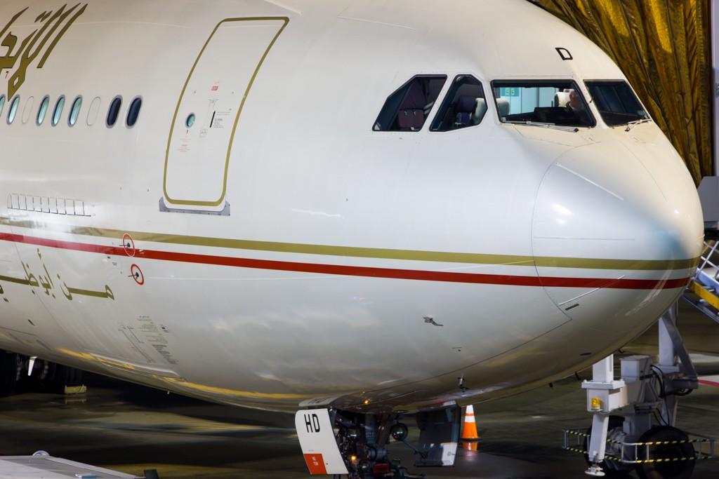 Etihad Airways A340-500