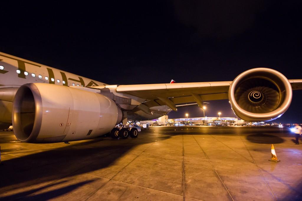Four Engines for Longhaul