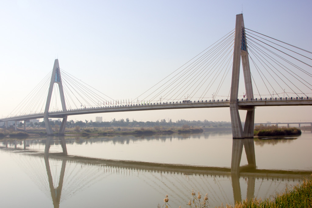 Ahwaz Cable Bridge