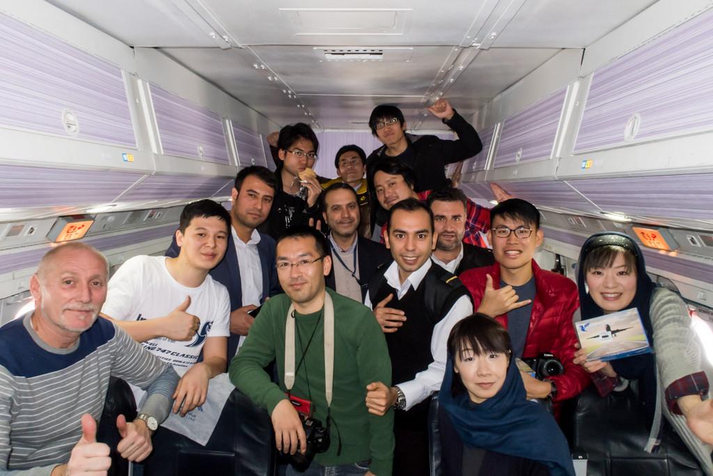 With Crew