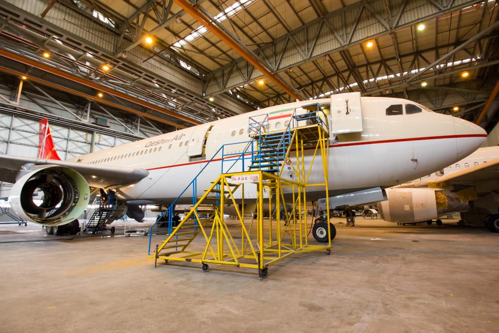 Qeshm Air A300