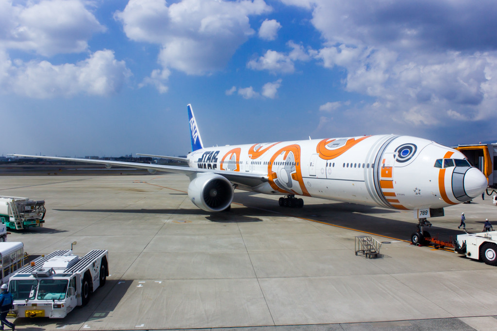 BB-8 at Gate