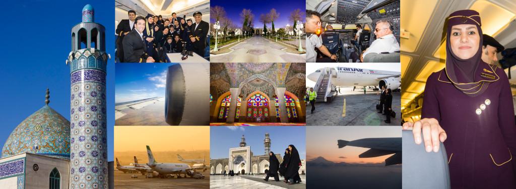 Iranian Skies & Cities 2016