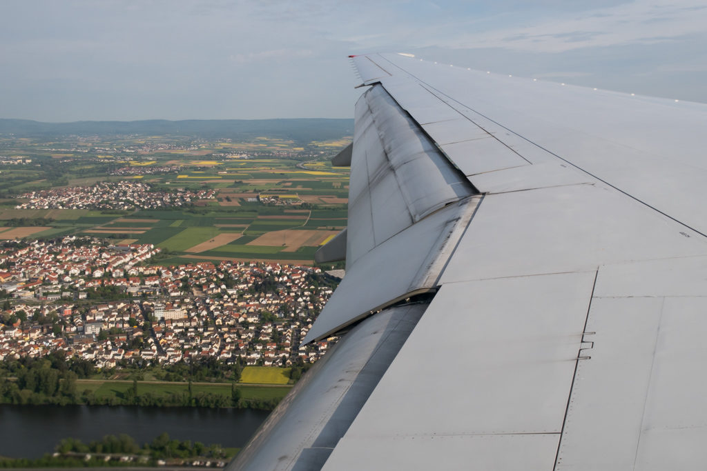 Approaching FRA