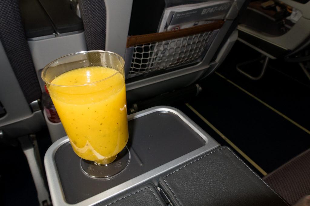 Pre-Departure Drink