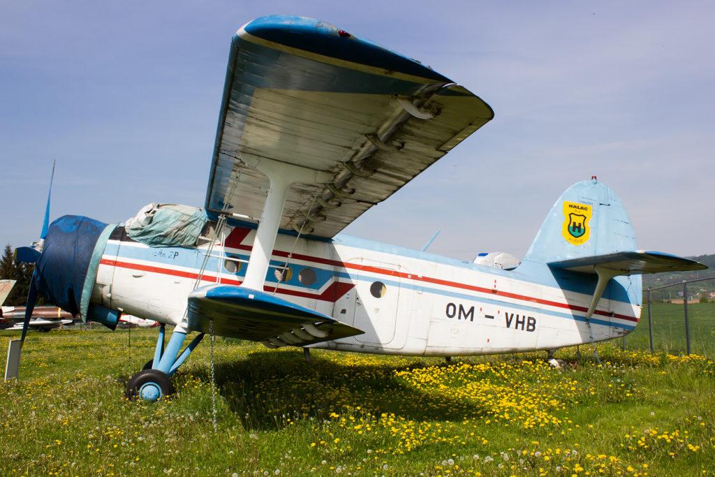 Antonov (PZL-Mielec) An-2 / OM-VHB / cn 1G238-54