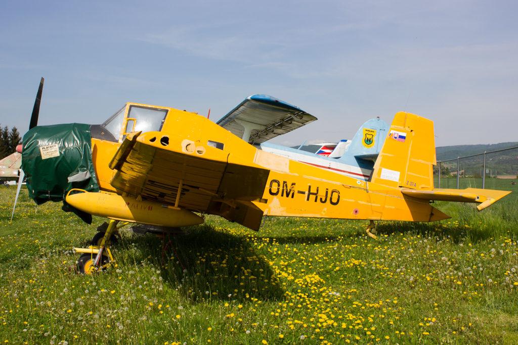 Zlin Z-37A Cmelak / OM-HJO / cn 23-06