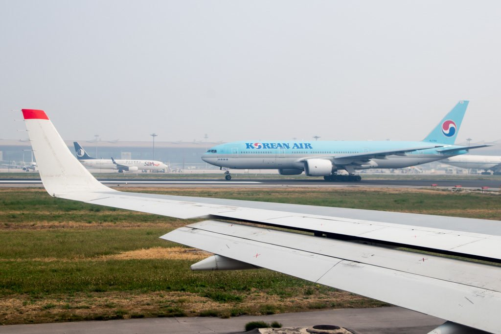 Air Koryo & Korean Air