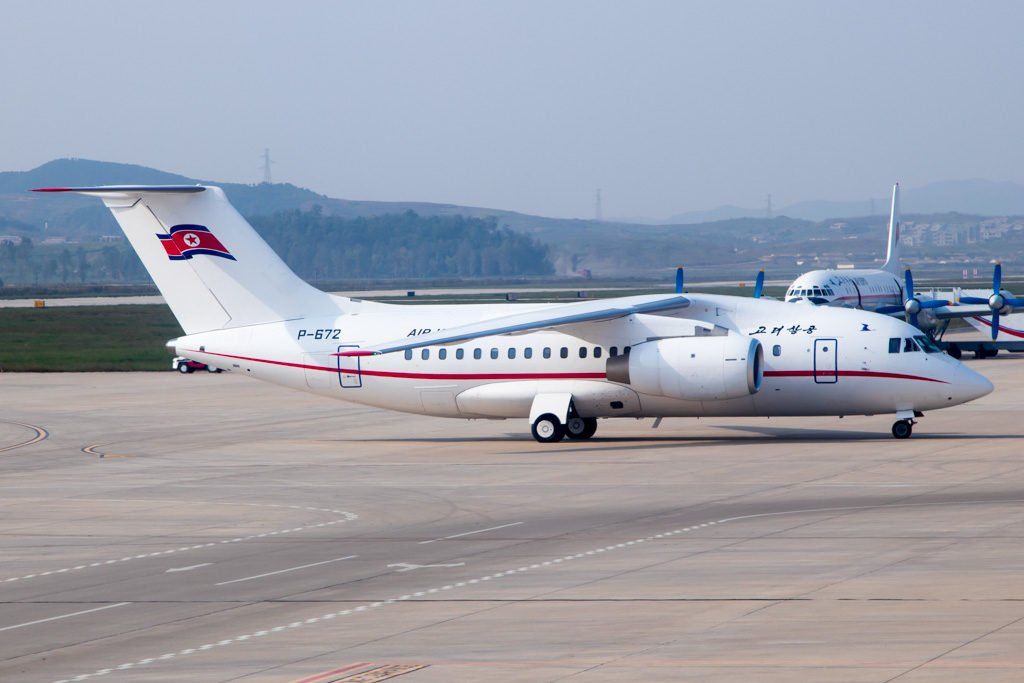 Air Koryo Antonov An-148