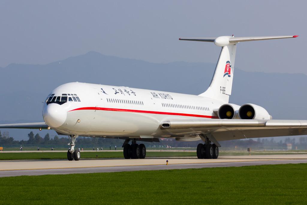 Air Koryo Ilyushin Il-62