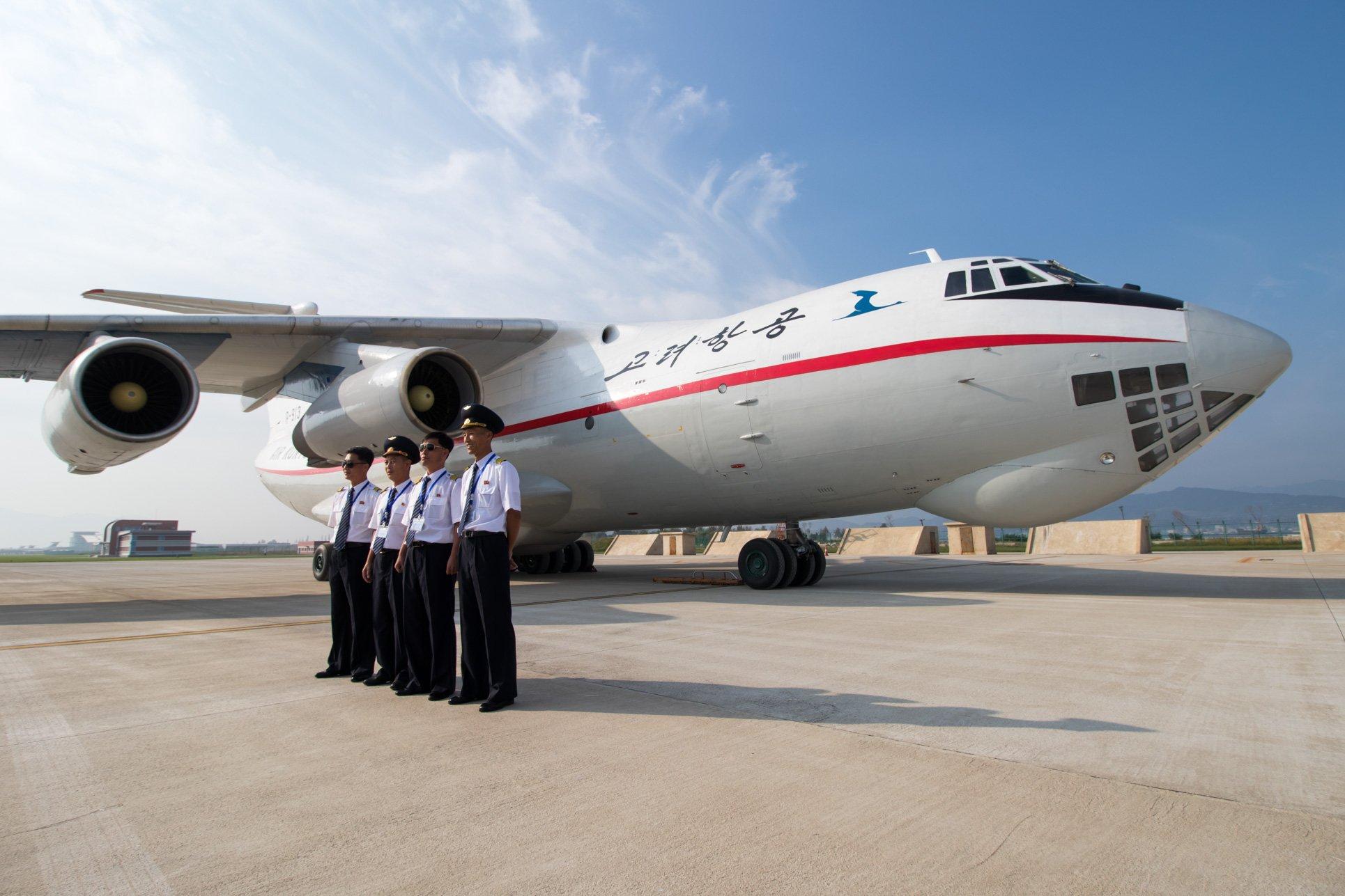 Il-76 Crew
