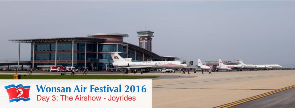 Wonsan Air Festival 2016 Pt. 3: Airshow Day 2