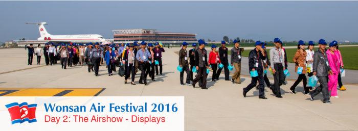 Wonsan Air Festival 2016 Pt. 2: Airshow Day 1