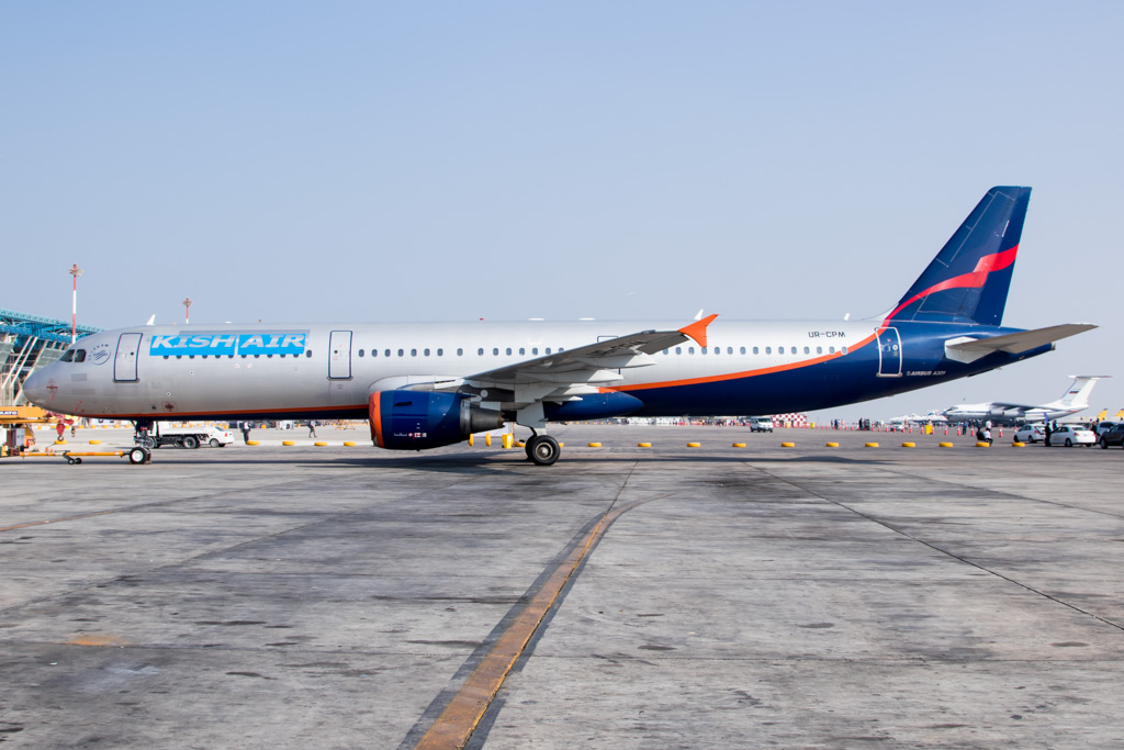Kish Air A321
