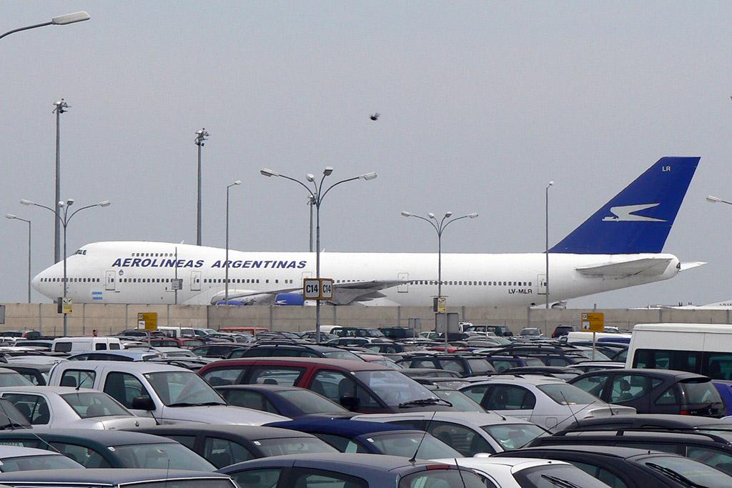Aerolineas Argentinas 747-200