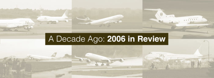 A Decade Ago: 2006 in Review