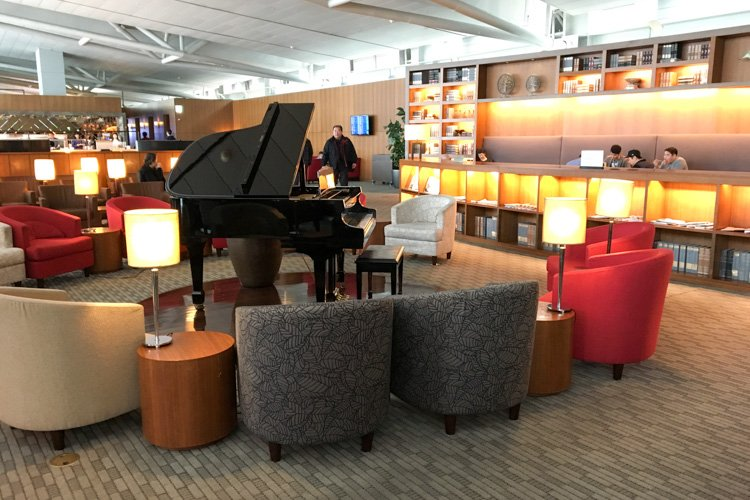 Asiana Business Lounge