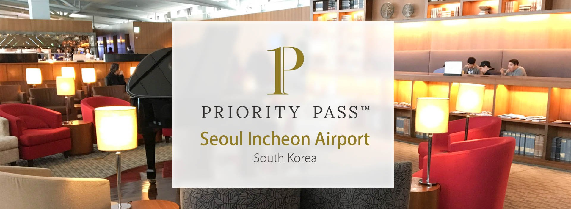 What Is the Best Priority Pass Lounge at Seoul Incheon Airport?