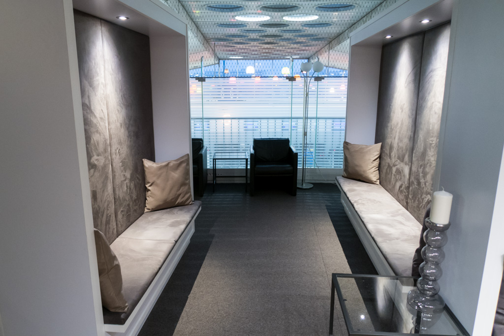 Lounge Review: Sheltair Lounge at Paris CDG