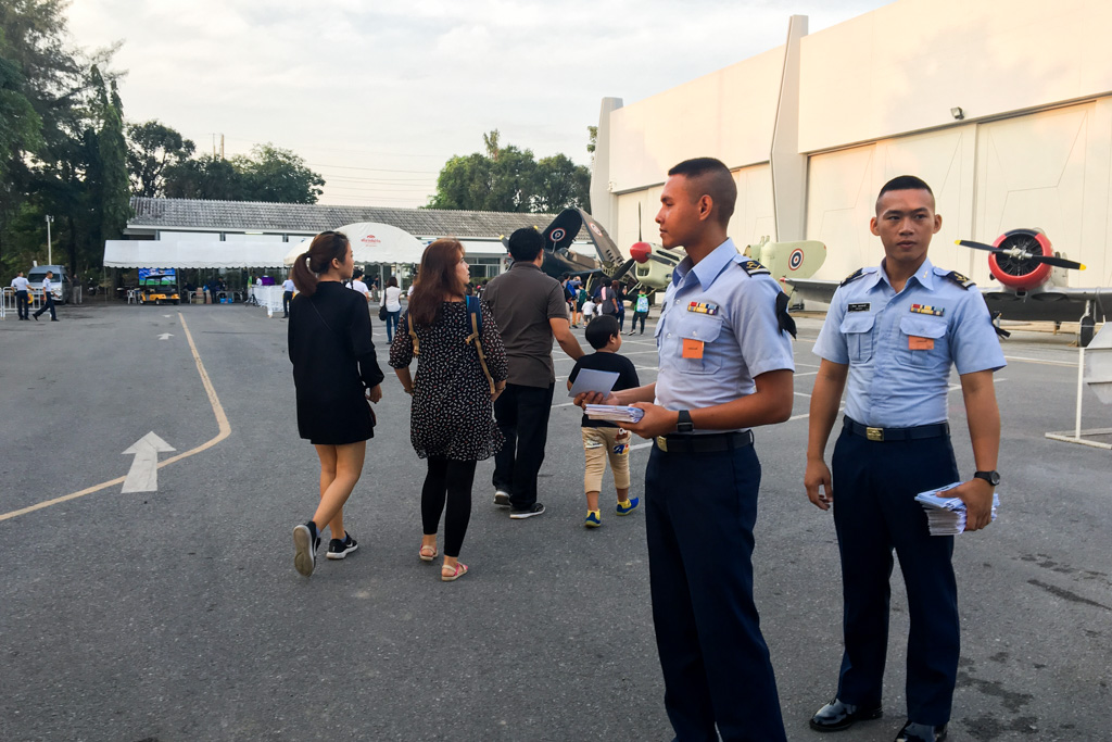 Royal Thai Air Force Children's Day 2017