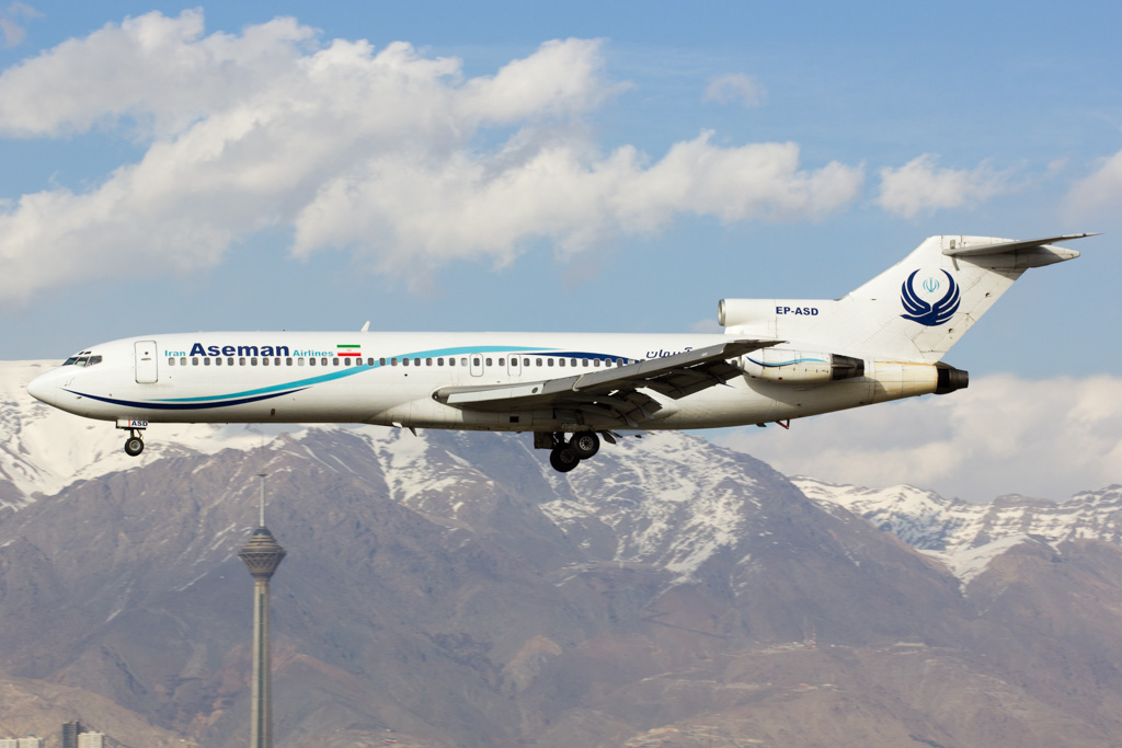 Iran Aseman 727