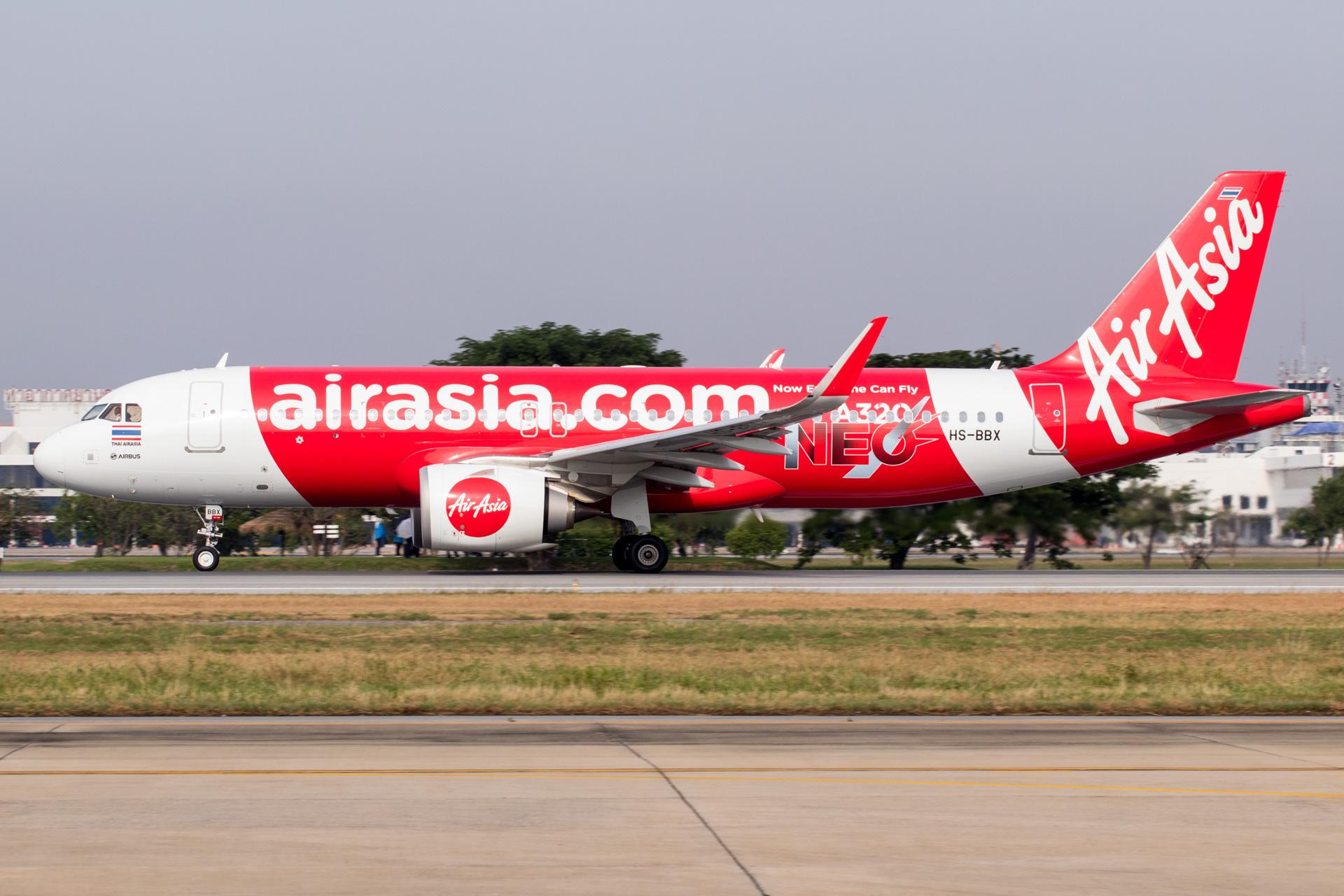 Air Asia Airbus A320neo