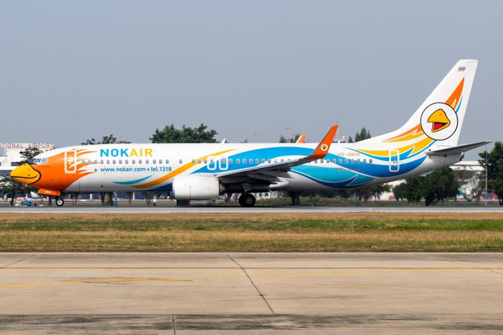 Nok Air Boeing 737-800