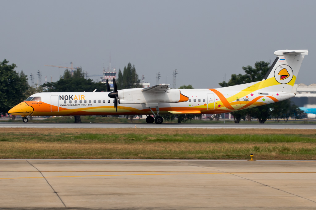 Nok Air Dash 8 Q400