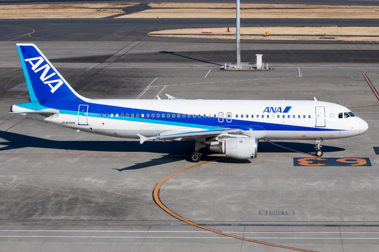 ANA All Nippon Airways Airbus A320-200