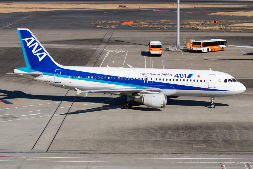 All Nippon Airways A320-200