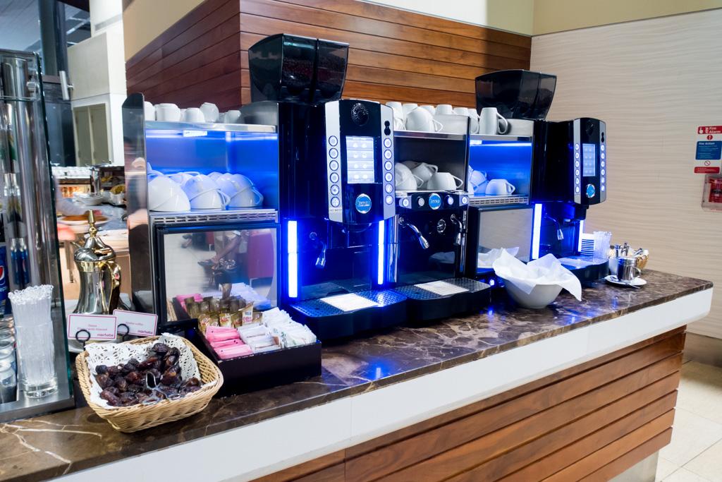 Review: Marhaba Lounge (Terminal 3 Concourse B) at Dubai International