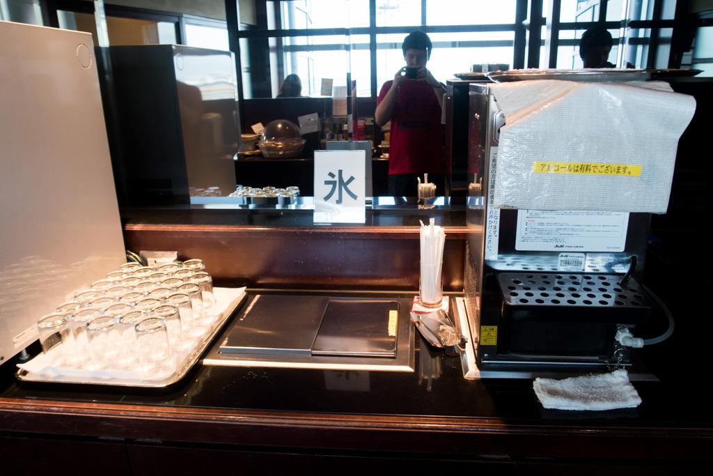 Review: Airport Lounge (T2 North) at Tokyo Haneda