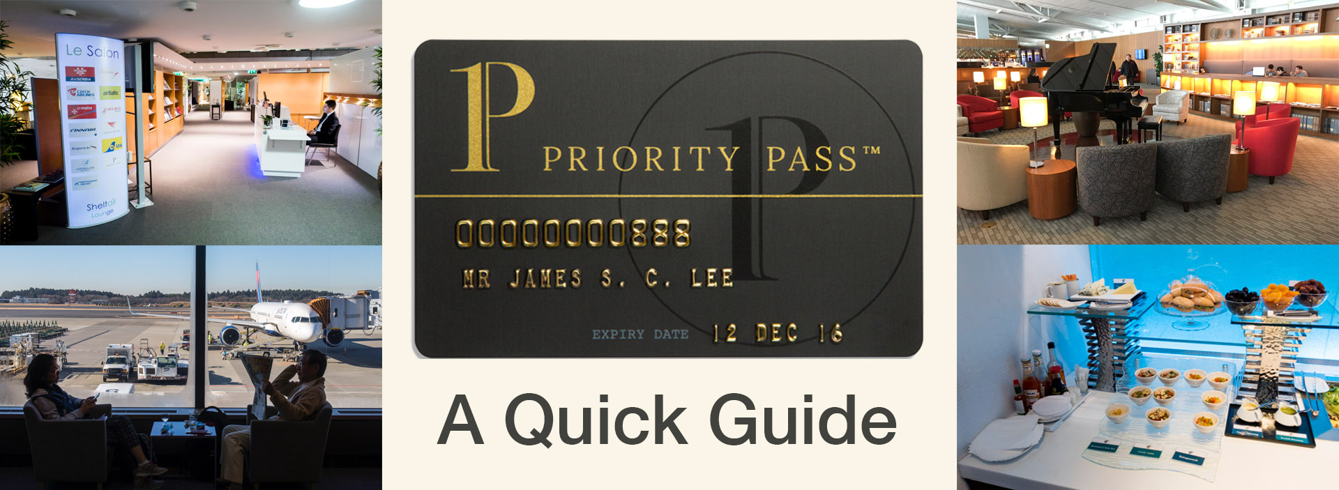 Priority Pass: A Quick Guide