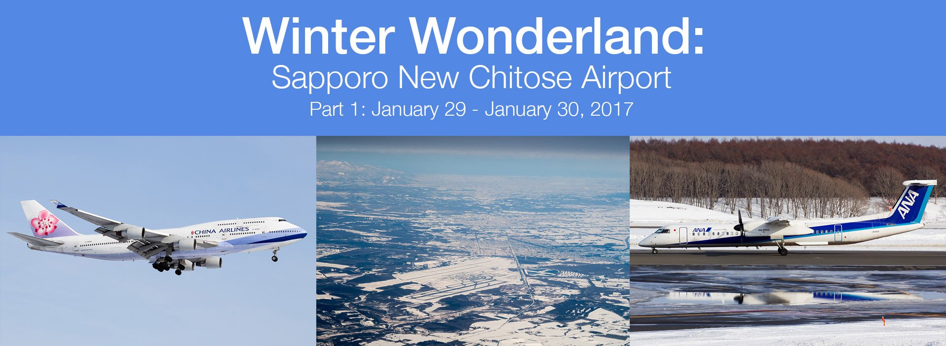 Spotting Report: Sapporo New Chitose, Japan