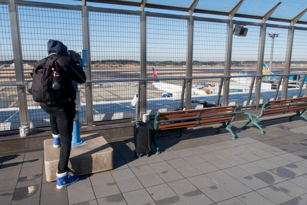 Terminal 1 Observation Deck