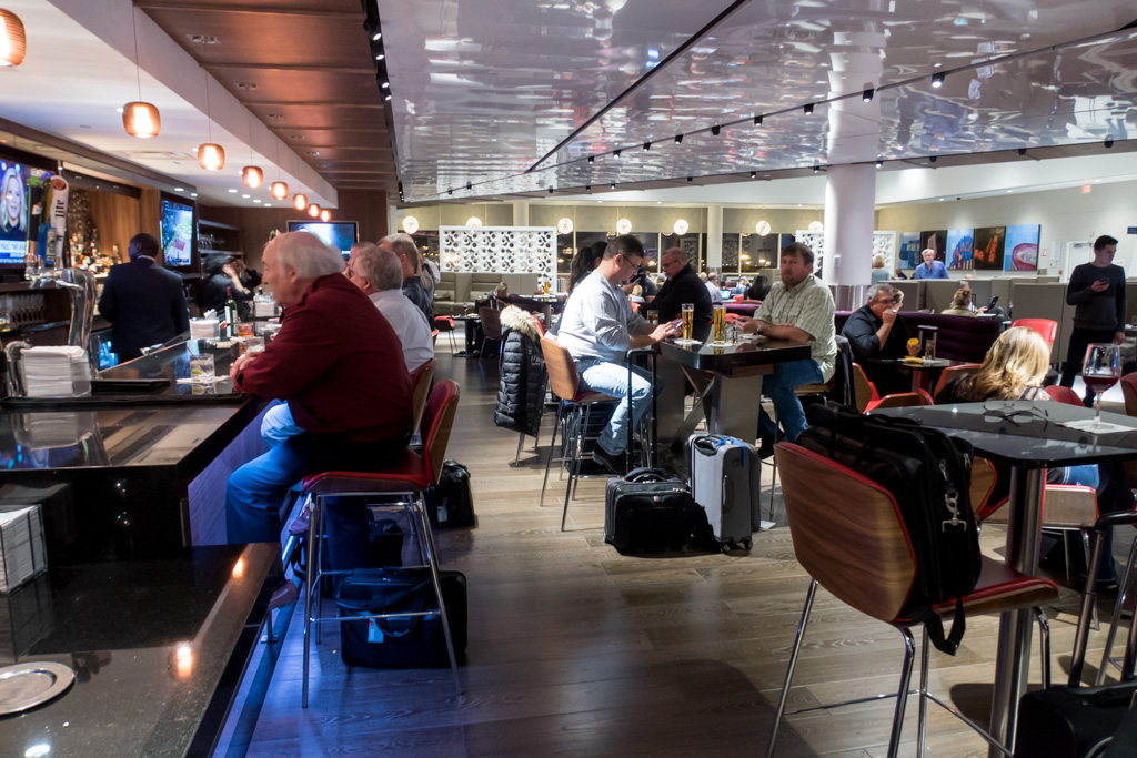 Delta Sky Lounge