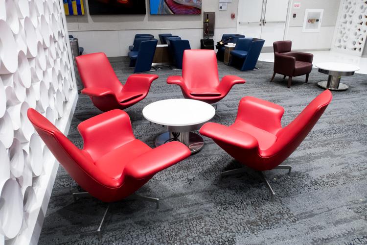 Lounge Review: Delta Sky Club Concourse B at Atlanta Hartsfield