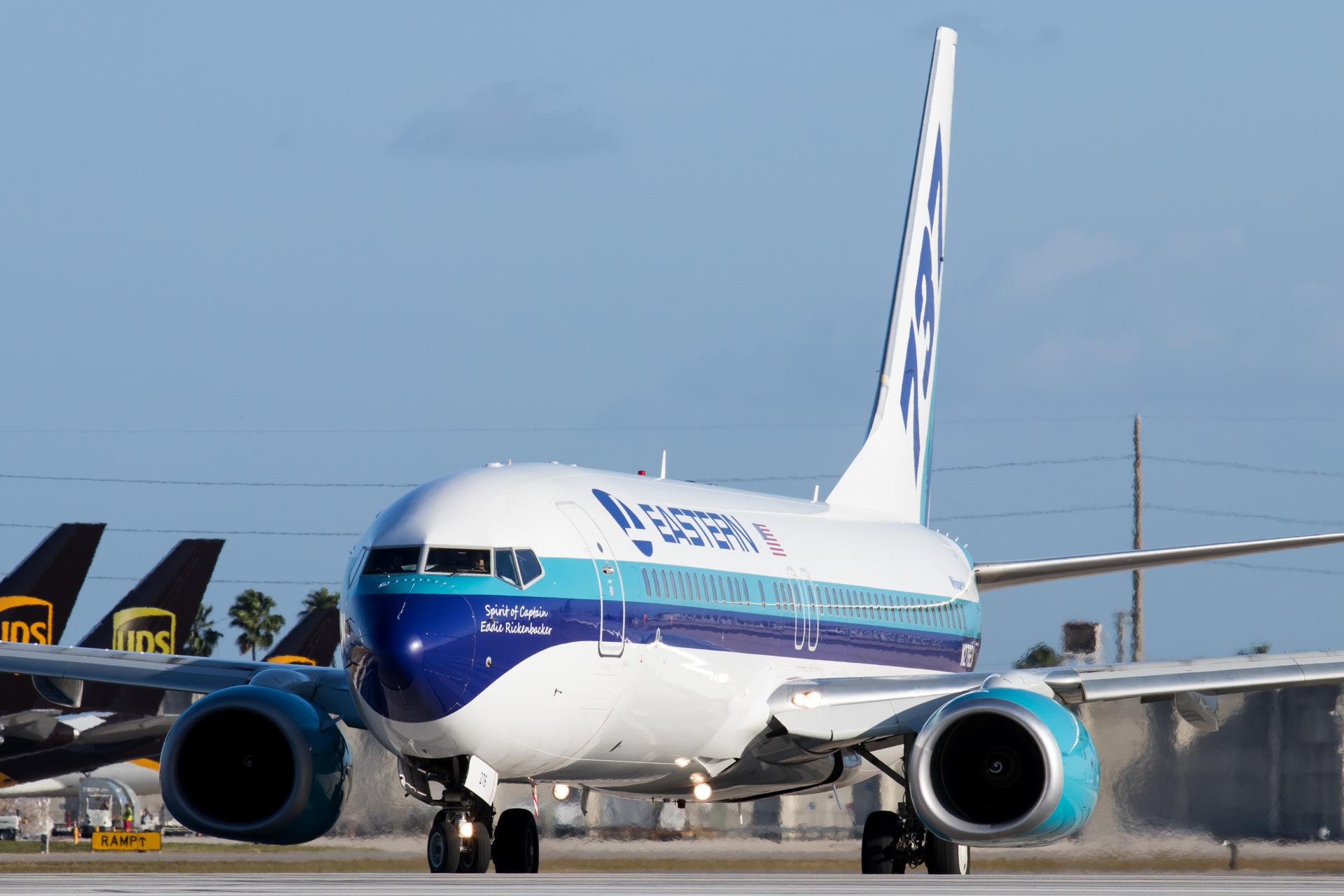 Eastern Air Lines 737