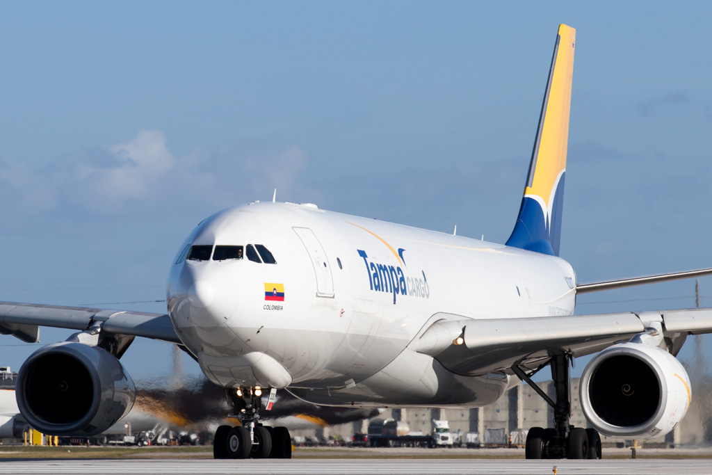 Tampa A330