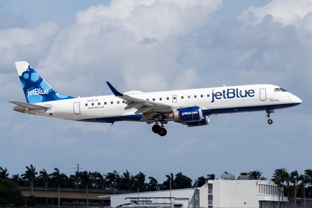 JetBlue ERJ-190