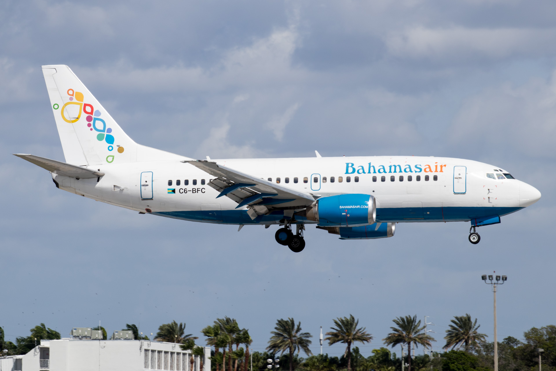 Bahamasair 737