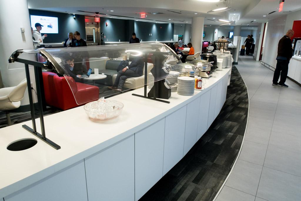 Lounge Reviw: Avianca Sala VIP at Miami International
