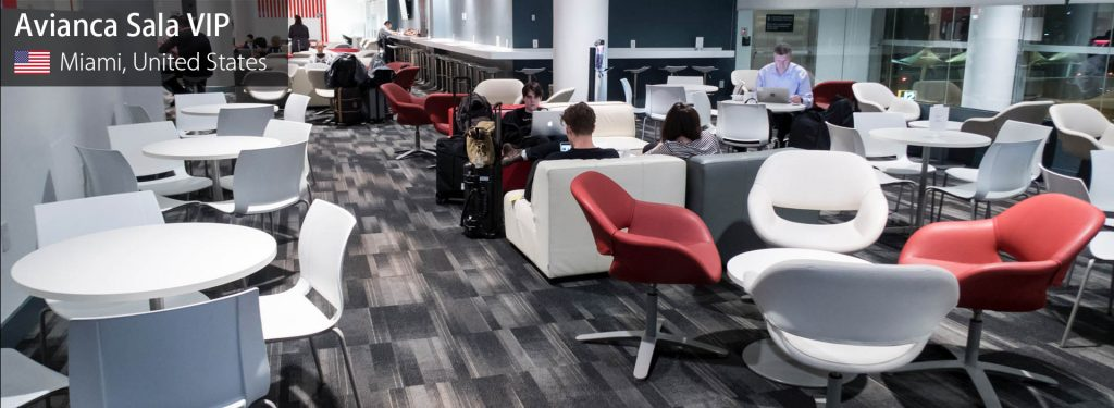 Lounge Review: Avianca Sala VIP at Miami International