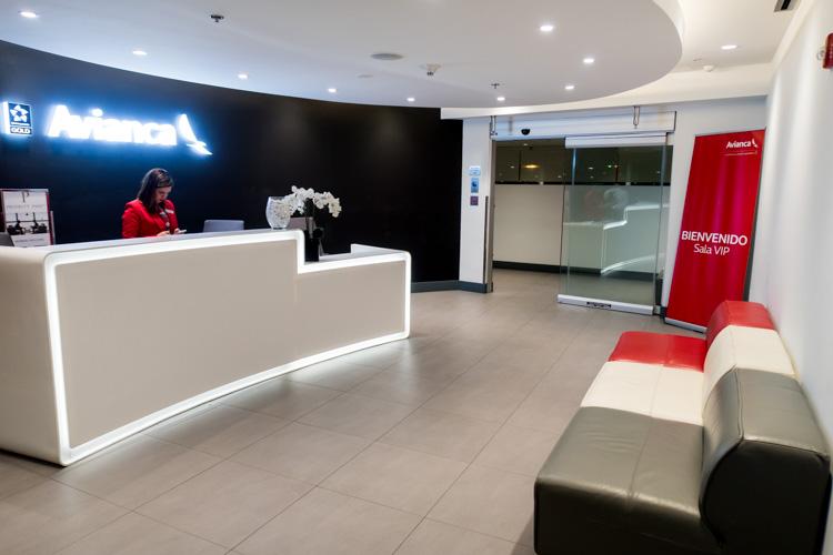 Avianca VIP Lounge